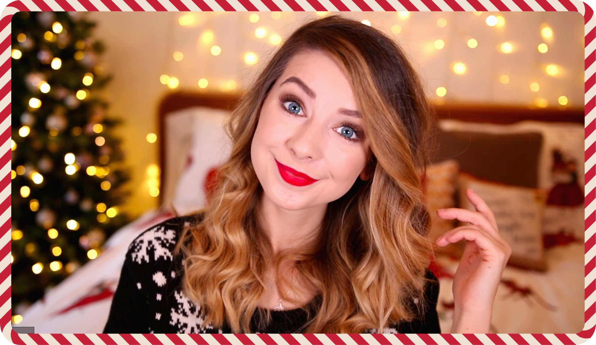 Makeup tutorials thatll inspire you holiday makeup tutorials thatll inspire you baditri Choice Image