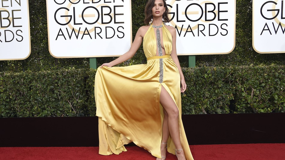 Who Had The Best Golden Globe Look This Year?