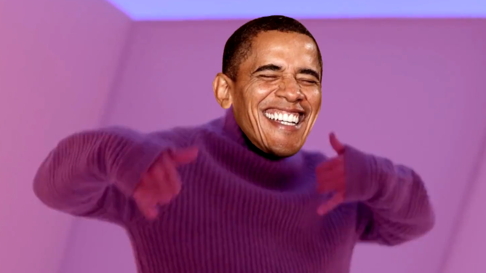 The Best Songs Obama Has Ever Sung