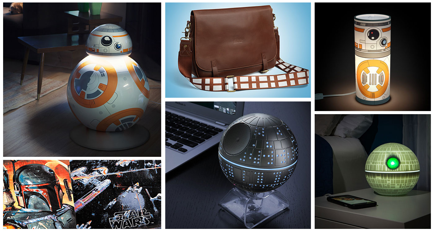 The Star Wars Products You Will Want