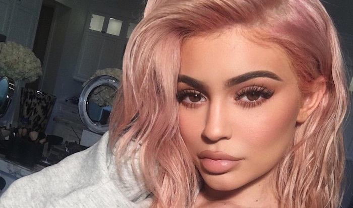The Most Beautiful Hair Color Kylie Jenner Ever Had