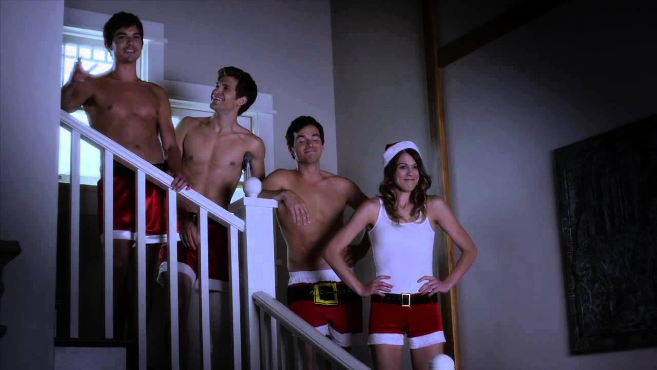 Sexy santa boxers